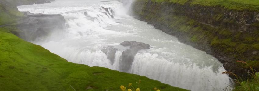 Watervallen - Gullgoss - Gheyser - Globetrotter