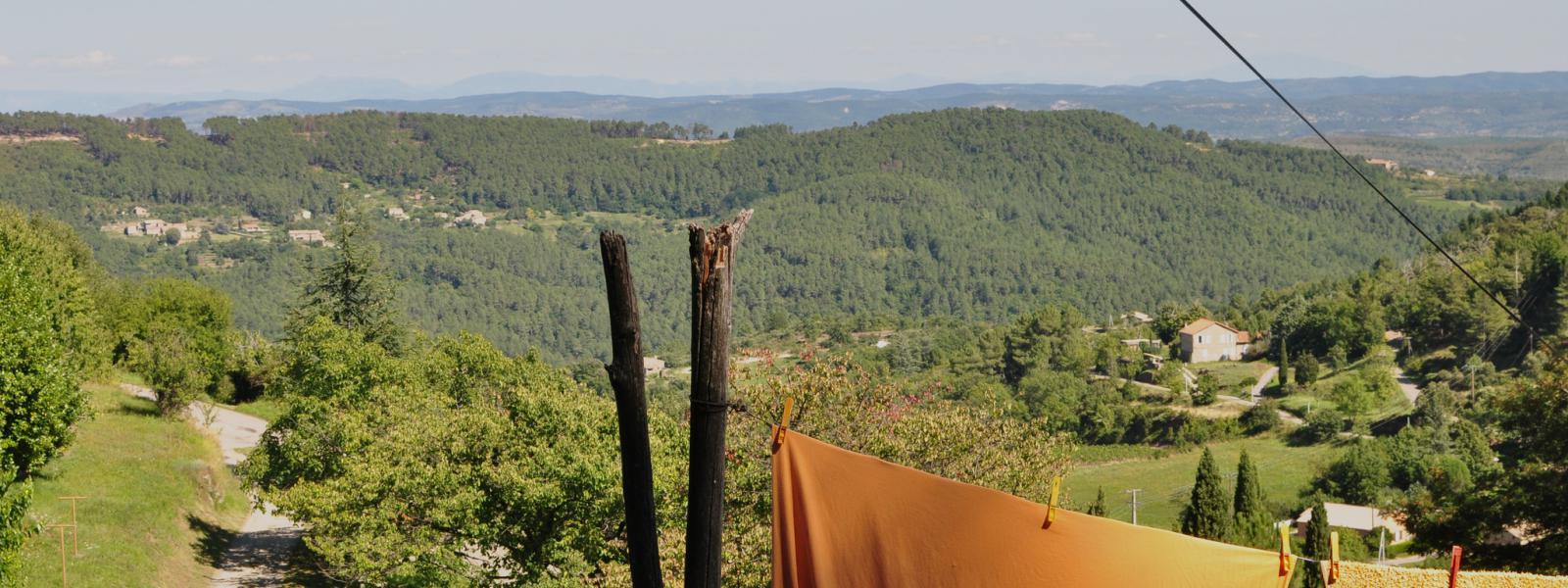 Ardèche prachtige natuur