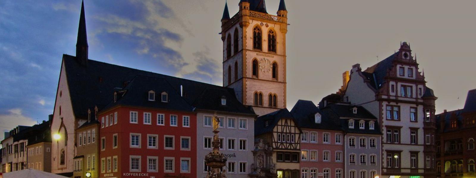 Trier - cnetrum