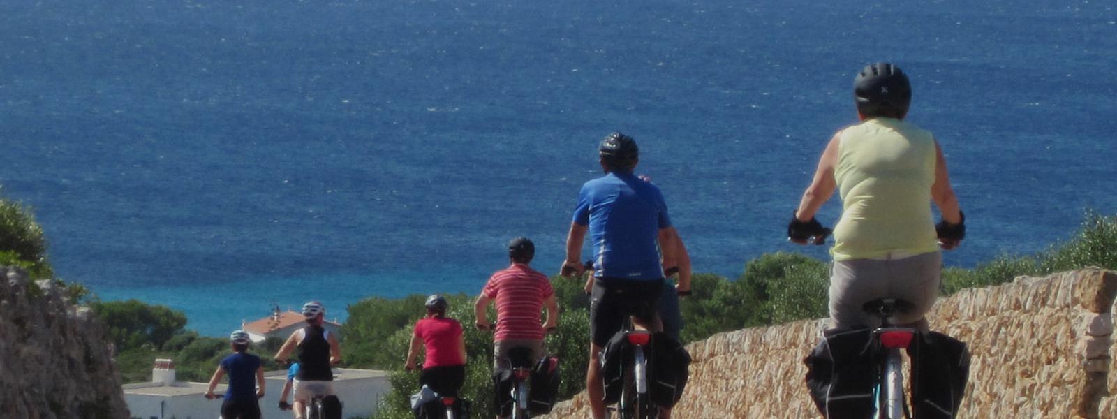 Fietsen op Menorca- 50-plussers - Balearen - sportieve vakantie