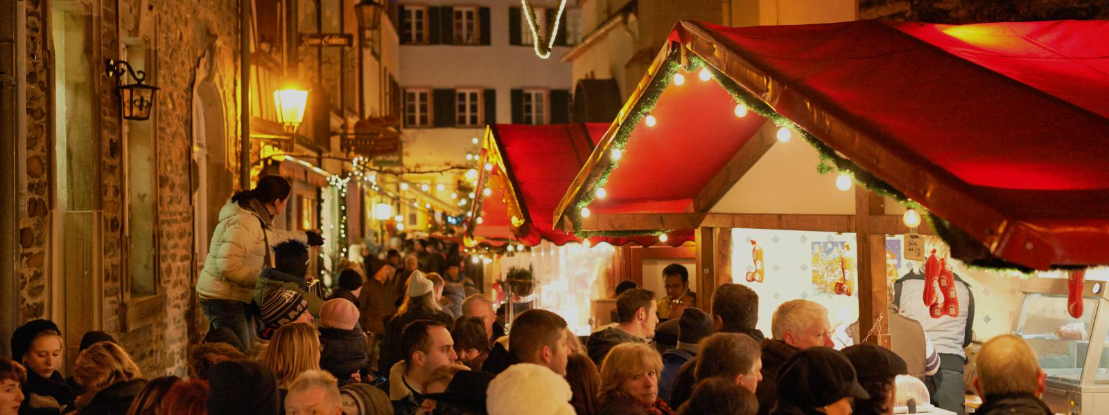 Kerstsfeer Duitsmand - De Globetrotter reizen