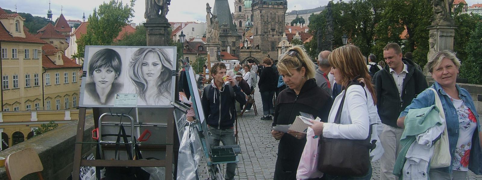 Karlsbrug in Praag - Reizen De Globetrotter