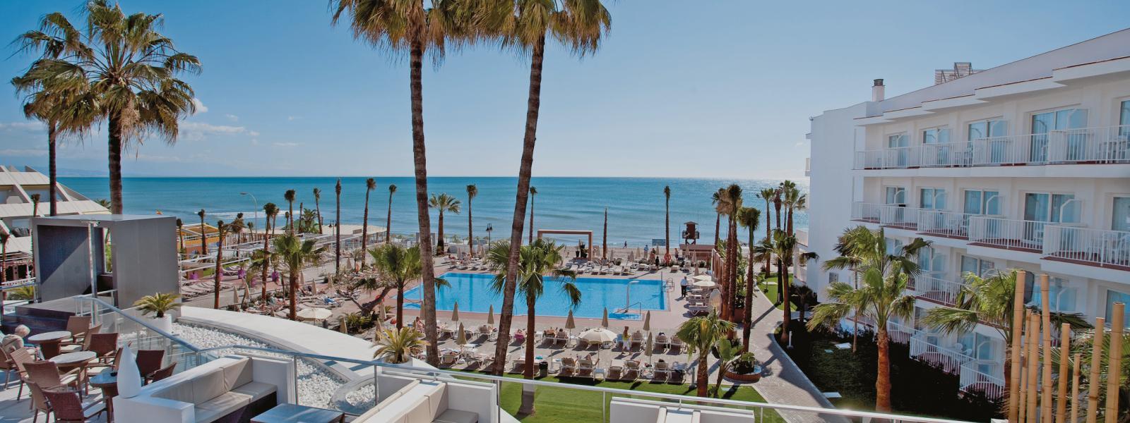 strand hotel - Torremolinos