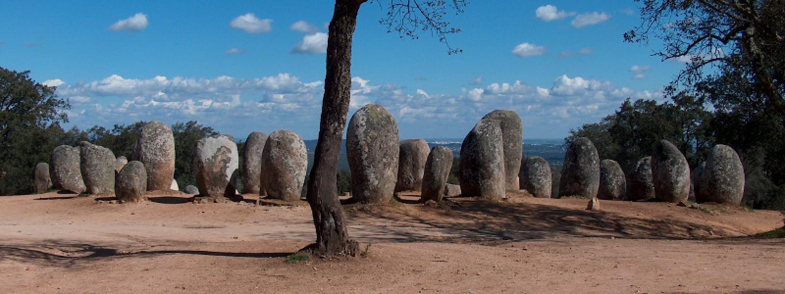 Romeinse resten - Noord Portugal