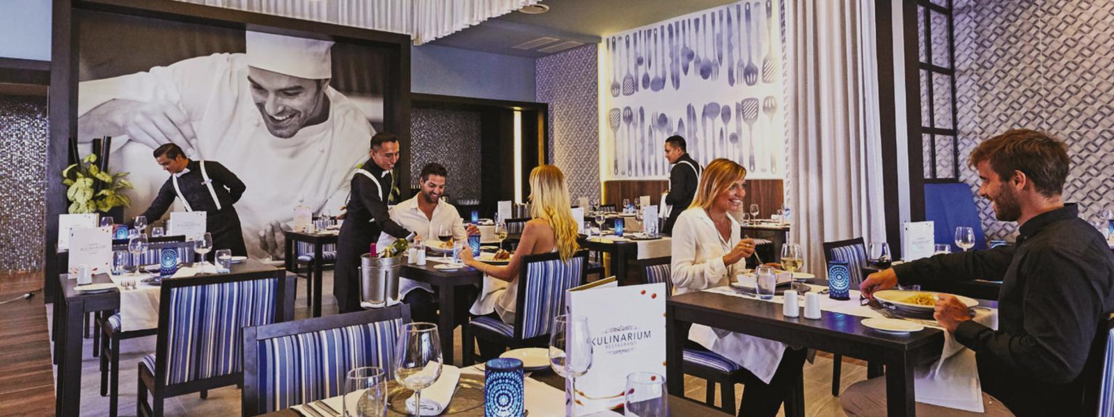 Mexico Dunamar , a la carte restaurant, strandvakantie Mexico - De Globetrotter
