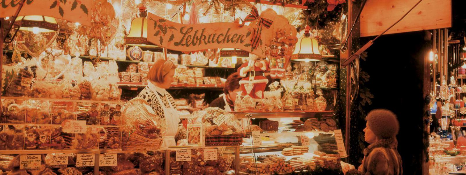 kerstmarkt München