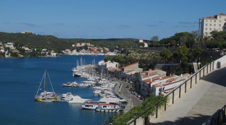 Menorca- haventjes