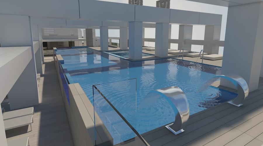 Nieuw dakterrras 2018 - Hotel Olympus Palace - www.deglobetrotter.be