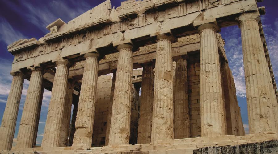 Parthenon - Griekenland