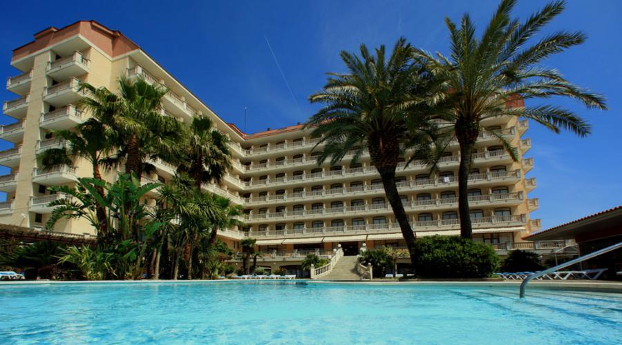 Aqua Hotel Bella Playa, Malgrat de Mar, Spanje