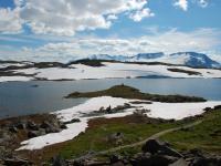 Prachtige natuur landschappen in Noorwegen