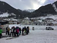 Terug een dagje skieën in Ischgl