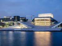 Operahouse in Oslo/Noorwegen