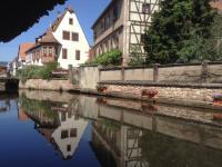 Romantische oevers Wissembourg