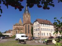 Wissembourg , romantisch