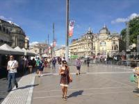 Bezoek aan Montpellier