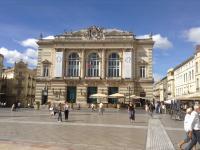 Montpelier - Place du Theatre