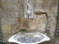 Montpellier, fontein