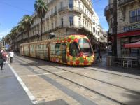 Montpellier - moderne trams