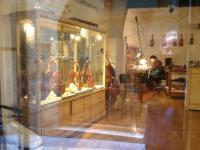 Montpellier, vioolbouwer
