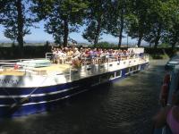 genieten op Canal du Midi