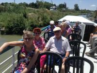 Canal du Midi, Frankrij, genieten