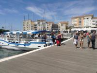 centrum van Cap d'Agde