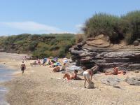 mooie kusten in Cap 'Agde