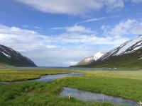 Prachtige zichten in Ijsland