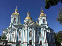 Sint- Nicolaskerk - Sint Petersburg
