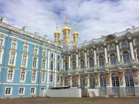 Paleis Poeskjin - Sint Petersburg