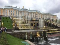 Pedrovoredz - Paleis Sint- Petersburg