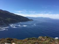 baaien langs Cap Corse