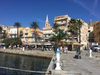 centrum van calvi- Corsica