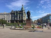 Catharina de Grote te Sint- Petersburg