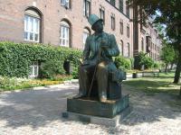 de schrijven Hans Christian Andersen