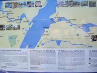 Kanaalloop Götakanaal  in Zweden