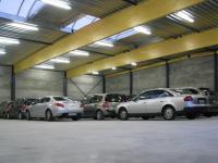 Overdekte garage De Globetrotter Deinze