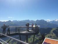 prachtige panorama's - gebergte - Titlis