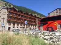 Hotel Montana - Andorra -www.deglobetrotter.be