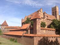 Malbork kasteel - Polen