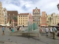 Markt in Wroclaw - www.deglobetrotter.be