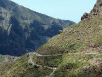 bergweg - Tenerife - wandelen - zonnevakantie