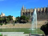 Palma - kathedraal -Mallorca