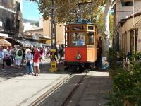 Soler - Mallorca- haventje - treintje