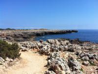 Menorca - zuidkust