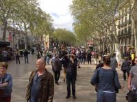 Ramblas - Barcelona  www.deglobetrotter.be