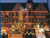 düsseldorf in de kerstperiode - Reizen De Globetrotter