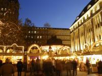 Düsseldorf - december kerstmarkten