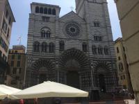 Genua - prachtige gebouwen - De Globetrotter